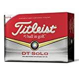 Titleist DT Solo Golf Balls (12-Pack)