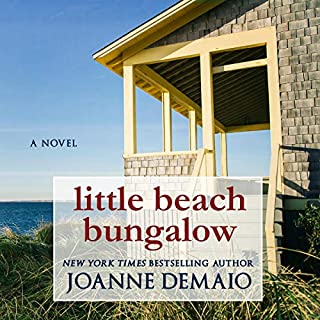 Little Beach Bungalow audiobook cover art