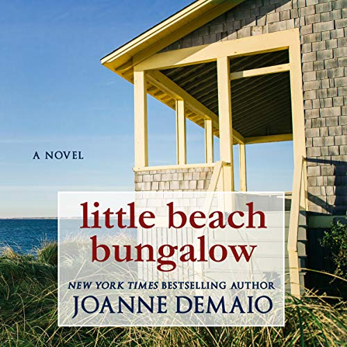 Little Beach Bungalow Audiobook By Joanne DeMaio cover art