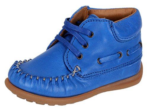 Bisgaard 21405.115.26 Unisex Lauflernschuhe in Mittel Gr.: 21 blau
