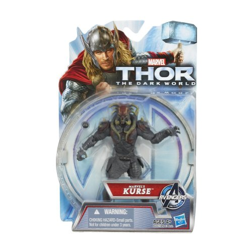 Thor Figur Marvels Kurse Monster aus Thor the Dark World - A5457