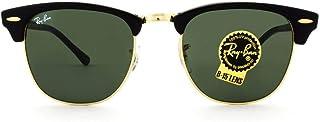 81c43c253a31b Óculos de Sol Ray Ban Clubmaster Classic RB3016L W0365-51