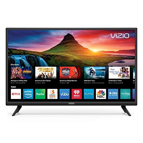 Vizio D-Seires 32' Class 720p HD Full-Array LED Smart TV with Chromecast Built-in and SmartCast