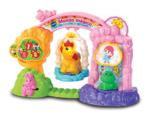 VTech Tut animaux Fantastic Monde magique, - 3480 - 515022 - version espagnole