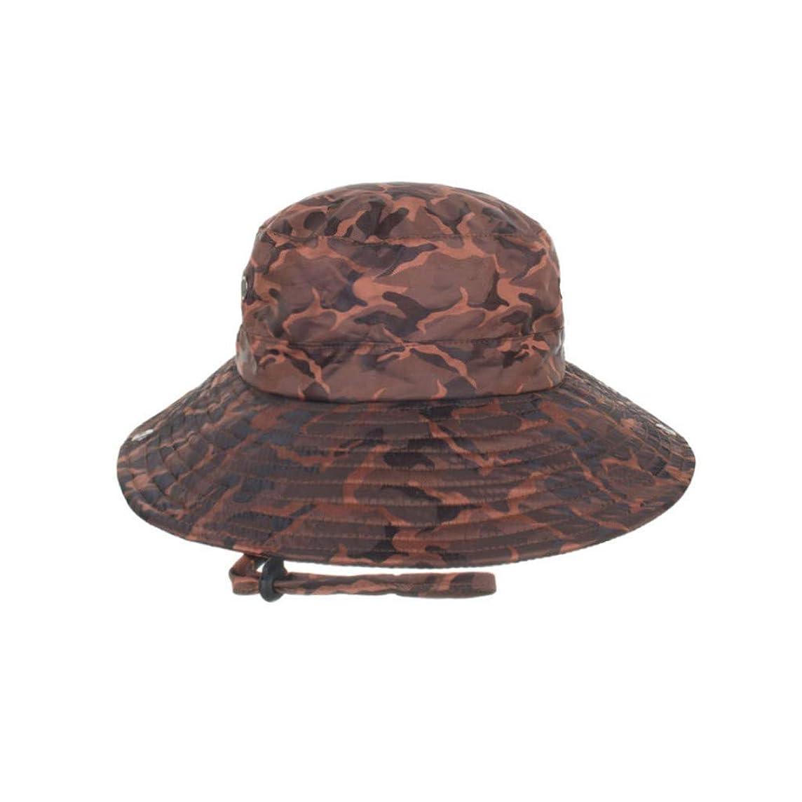 Jianekolaa Outdoor Sun Hat for Fishing Summer UPF 50+ Boonie Cap Drying Cap