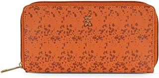 Baggit Women's Synthetic Wallet (Orange) (Lwxe Swiggy)