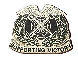 Quartermaster Regimental Crest, Army
