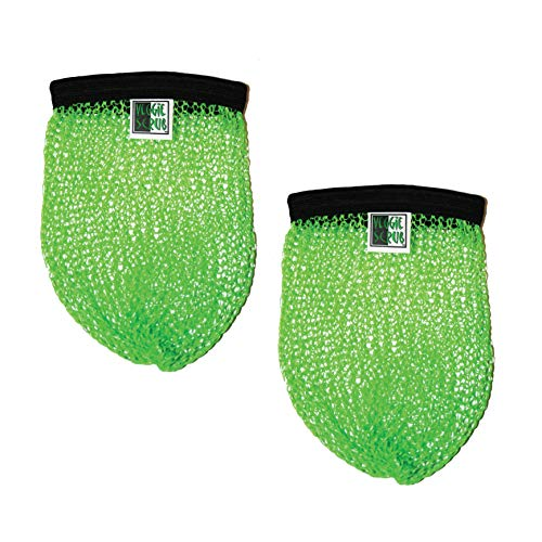 Daybreak Designs KB2/2 Veggie Scrub, Vegetable, Fruit and Herb Washer, 2, Green