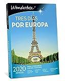 WONDERBOX Caja Regalo -Tres DÍAS por Europa- 2.020 hoteles para Dos Personas