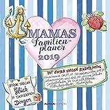 ISBN zu Mamas Familienplaner 2019 - Broschürenkalender (30 x 60 geöffnet) - mit 5 Spalten - mit Ferienterminen - Wandplaner