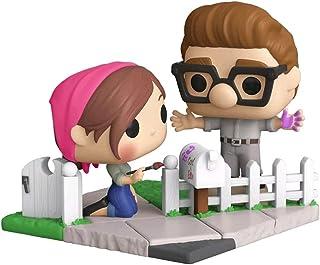 Funko Pop! Movie Moments: Disney Pixar Up Carl & Ellie #979 Fall Convention Exclusive Vinyl Figure