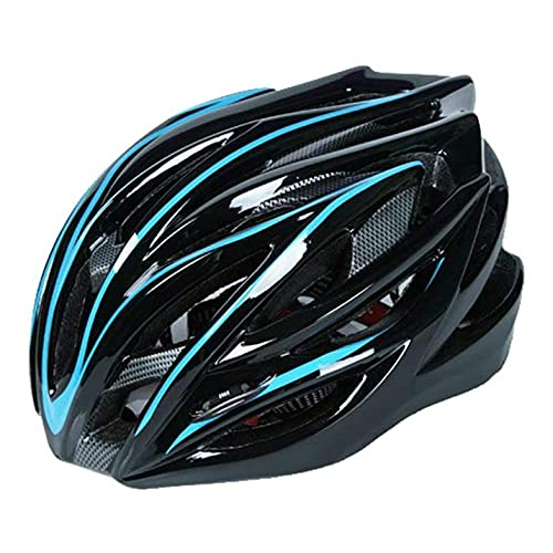 サイクリングヘルメット大人の男性と女性自転車用ヘルメットロードバイクとマウンテンバイク用軽量ヘルメットと調整可能なスラッシャーライニング