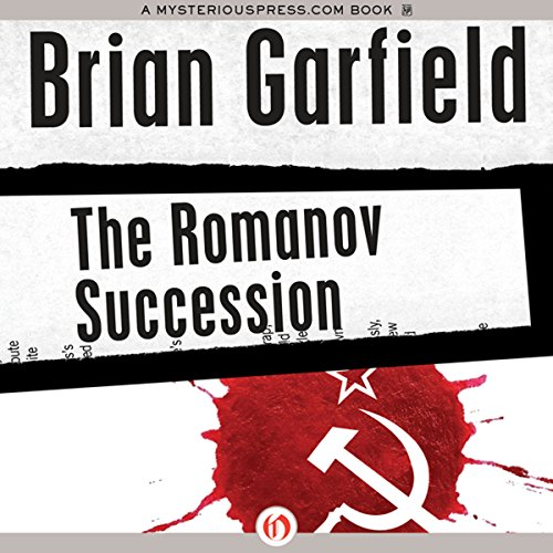 The Romanov Succession audiobook cover art
