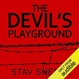 The Devil's Playground audiobook cover art