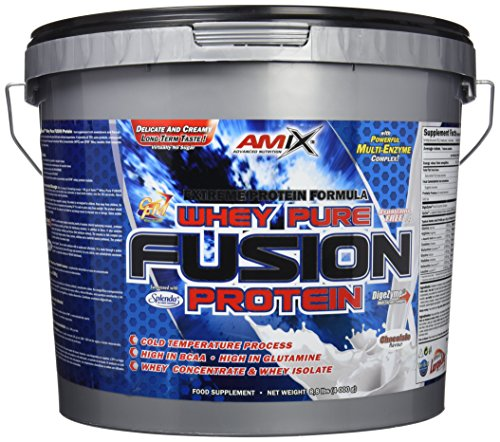 Amix Whey Pure Fusion 4 Kg Chocolate 4000 g