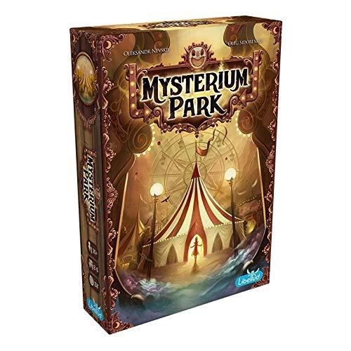 Asmodee Mysterium Park, Familienspiel, Deutsch