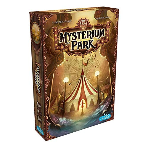 Libellud LIBD0013 Mysterium Park