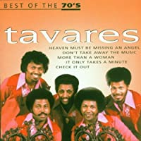 Best of the 70's by Tavares (2000-11-28)
