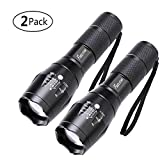 Best LED Flashlights - 2 Pack One Mode Led Flashlights, Super Bright Review