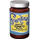 FRONTERA Gourmet Mexican Roasted Tomato Salsa, Mild, Keto Friendly, 16 oz.