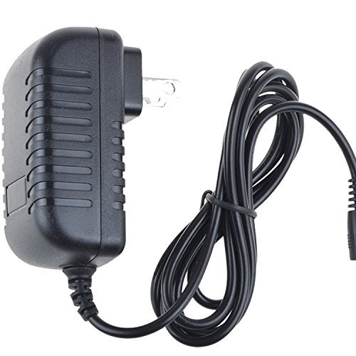 PPJ AC/DC Adapter for Sony Model VGP-AC5V1 ADP-15KH MP3 Player iHome iC50 iC50B IC50BC iC50BY Android FM/AM Stereo Radio Smart-Phone Smartphone Android Alarm Clock Speaker Desktop Dock