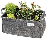 Saco de cultivo para huertos urbanos: Ideal para terrazas