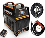 plasma cutter 80Amps, 220V single phase,100% duty cycle @80amps,high performance PowerEdge 80 GOFAB CNC table ready