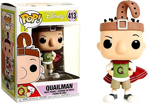 Funko Figura Pop Quailman - Doug