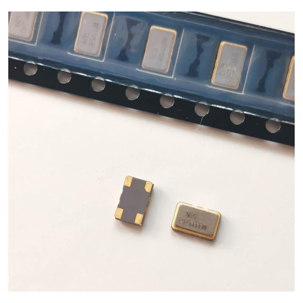 5032 25M 25MHZ free shipping Voltage 3.3V Crys 0.5PPM Compensation Dedication Temperature