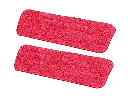Housse en microfibres pour balai ou chaussure