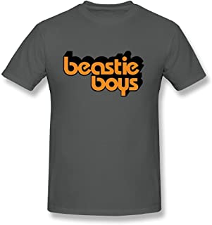 WunoD Men's Beastieboys Logo T-Shirt