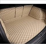 Alfombrilla Maletero Coche Cobertura Completa Cuero, Para Volkswagen Tiguan 2017 2018 2019 2020 Impermeable Bandeja Antisucia Carga Interior Estera