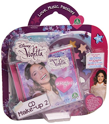 Giochi Preziosi 70123111 - Disney Violetta Make-up CD 2