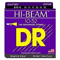 DR HI-BEAM エレキギター弦 DR-BTR10