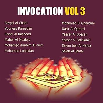 invocation Vol 3 (Quran)
