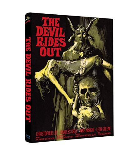 53 Jahre Hammer - Anolis Sammlerbox THE DEVIL RIDES OUT - DIE BRAUT DES TEUFELS - Limited 53er Edition große Hardbox 2 BLU-RAY Box