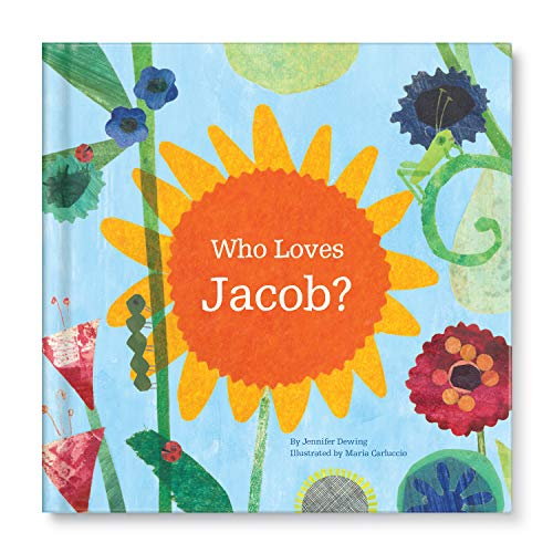 Baby Shower Gift for Newborn, Personalized Book for Kids Boys Girls, Unisex, Personalized