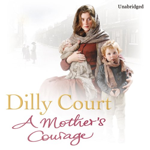 A Mother's Courage audiobook cover art