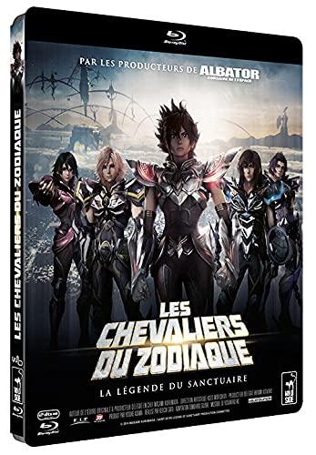 Les Chevaliers du Zodiaque : La légende du Sanctuaire [Blu-Ray]