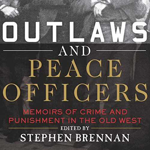 Outlaws and Peace Officers cover art