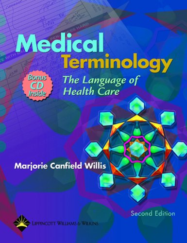 51pT0JQYU1L - Medical Terminology: The Language of Health Care (Medical Terminology: The Language of Health Care (