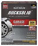 Best Garage Floor Epoxies - RockSolid Polycuramine Garage Floor Coating Dark Gray Kit Review