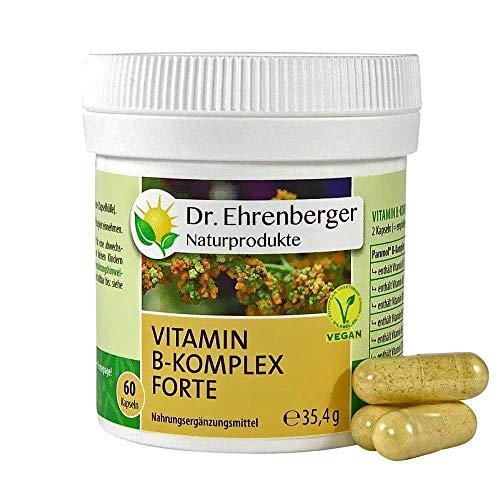 Dr. Ehrenberger Vitamin B-Komplex forte Kapseln 60St.