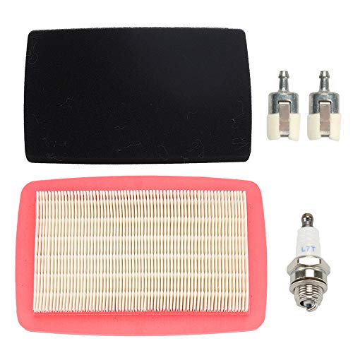 Mengxiang 544271501 Air Filter for Red Max EBZ8500 EB7000 EBZ7500 EB8000 EBZ7001 EBZ7100 Husqvarna 170BF 180BF 370BFS 65cc 380BFS 72cc 570BFS 65.6cc 580BTS 75.6cc Blower 512652001 Ship from USA