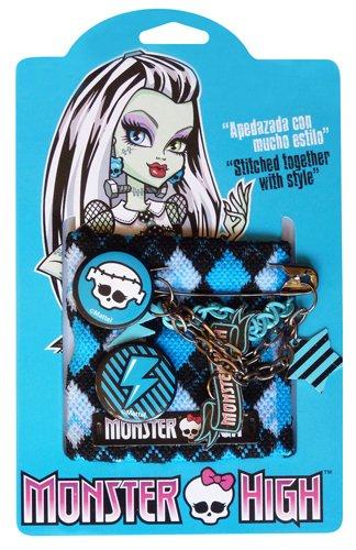 Jouceo SAS - BRMHIGH - Bijou et Cosmétique - Bracelet - Monster High