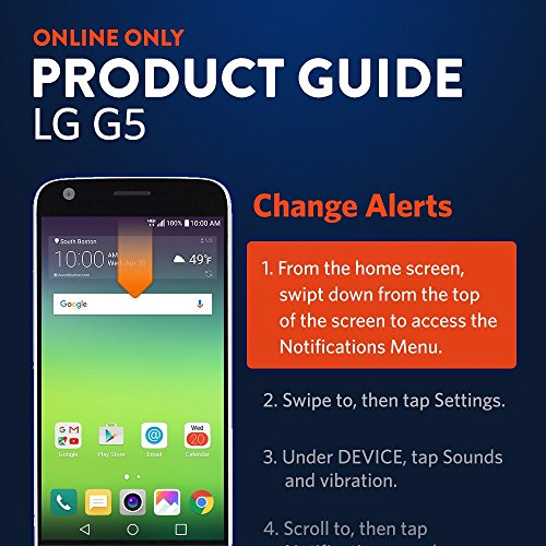 LG G5 How-to Guide (English Edition)