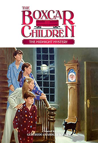 The Midnight Mystery (The Boxcar Children Mysteries Book 95) (English Edition)