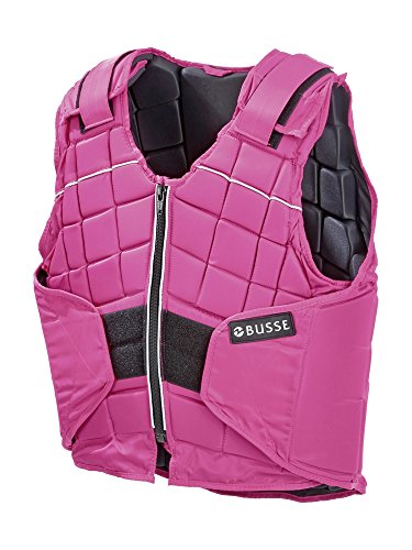 Sicherheitsweste BICTON, C_S, C_S (8 Jahre), pink