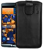 mumbi Housse de protection pour LG G3 Etui pour LG G3 - Noir noir