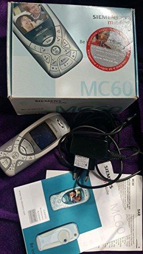 NG-Mobile Siemens MC60 Kamera Handy Farbdisplay Braun Mocca
